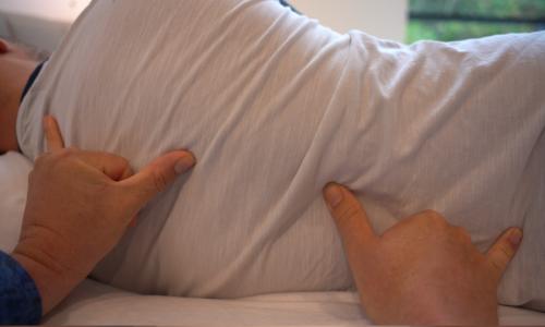 Stap 4 - Incorrecte slaaphouding